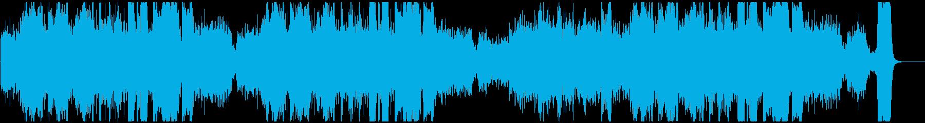 勢いあるバトルオーケストラ/メロディ抜きの再生済みの波形