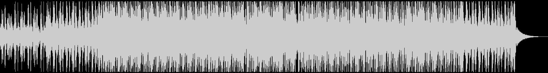 トロピカルハウスパーティー(90秒)の未再生の波形