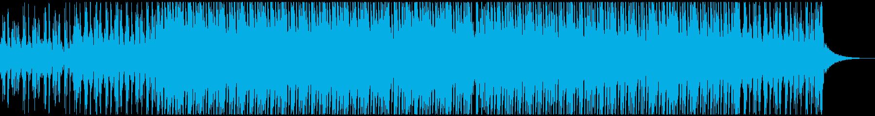 トロピカルハウスパーティー(90秒)の再生済みの波形