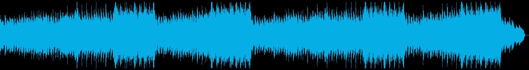 希望あふれるエピックピアノ:フル2回の再生済みの波形