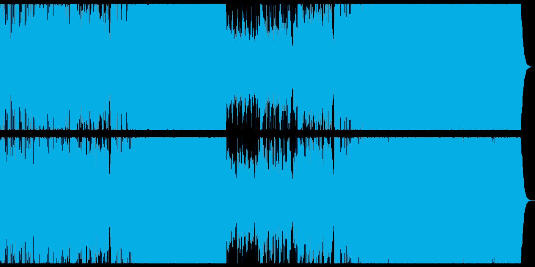 浮遊感と勢いのギターポップハウス。の再生済みの波形