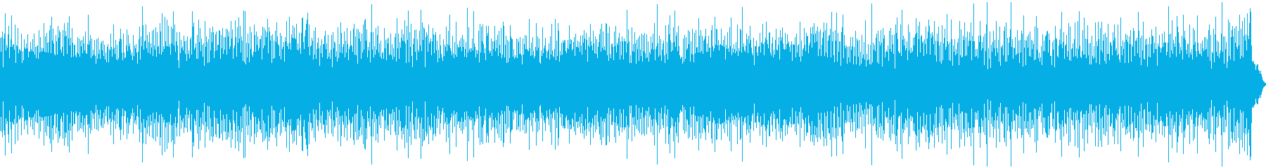 A country band on a harvest festival day's reproduced waveform