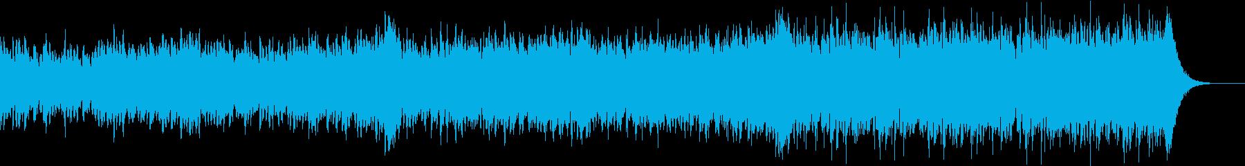 企業VP/オーケストラ/壮大/爽やか4bの再生済みの波形