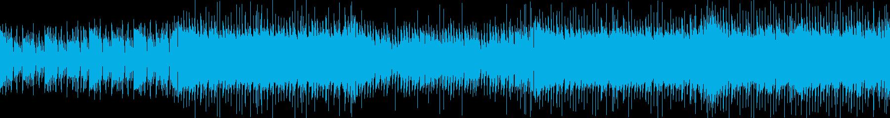夏のイベントにわくわくする生演奏ウクレレの再生済みの波形