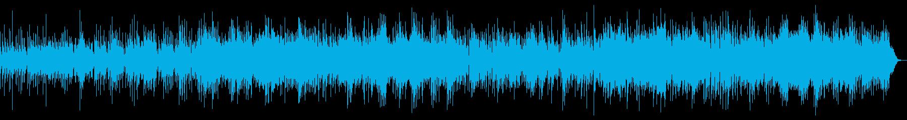 アコースティックグランドピアノ、フ...の再生済みの波形