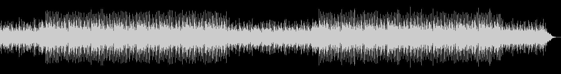 コーポレートミュージック5の未再生の波形