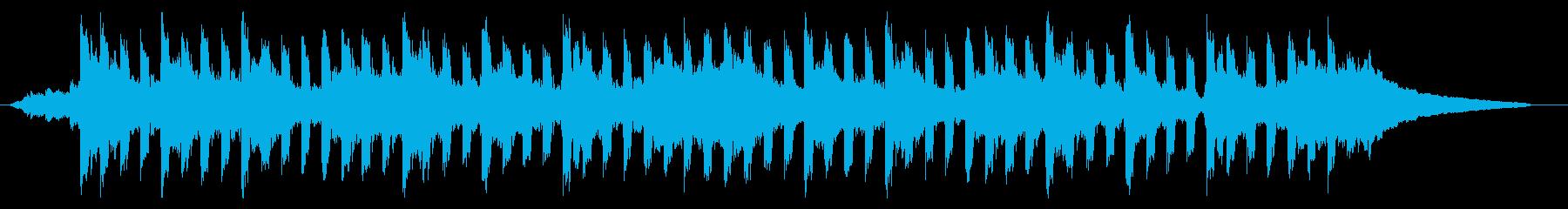 【ショート版】企業VP・CM ピアノ…の再生済みの波形