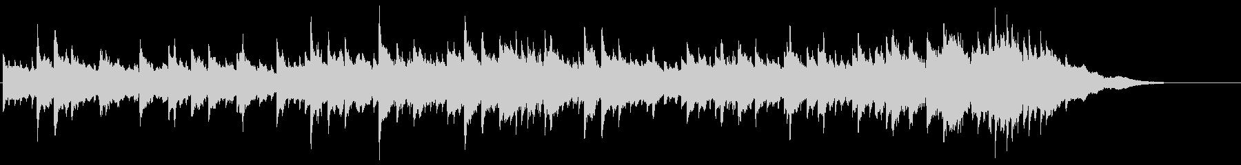 ノクターン 第5番(フィールド作曲)の未再生の波形