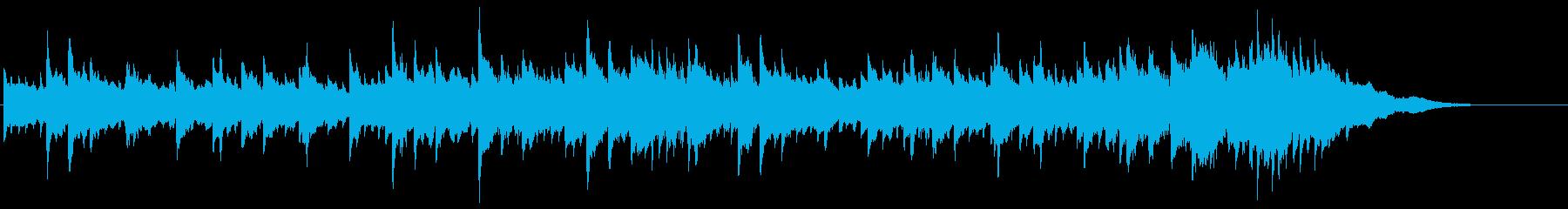 ノクターン 第5番(フィールド作曲)の再生済みの波形