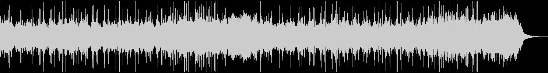 津軽三味線×オーケストラの壮大なバラードの未再生の波形