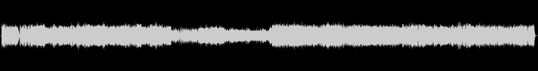 八分の六拍子ピアノとオーケストラ曲です…の未再生の波形