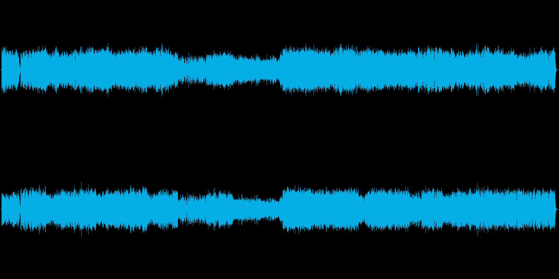 八分の六拍子ピアノとオーケストラ曲です…の再生済みの波形