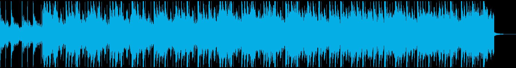 高級感、レトロモダンLo-Fi ラウンジの再生済みの波形