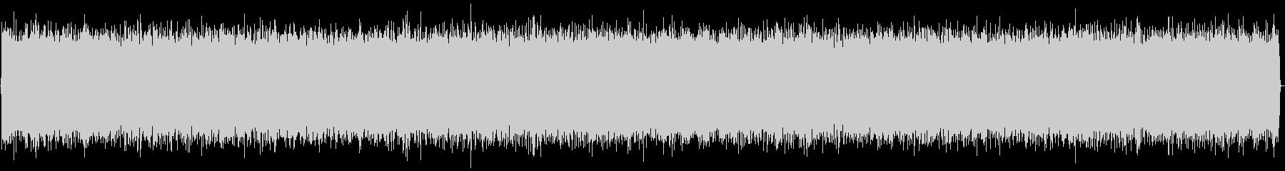 ノイズ(ゴーッ)長めの未再生の波形