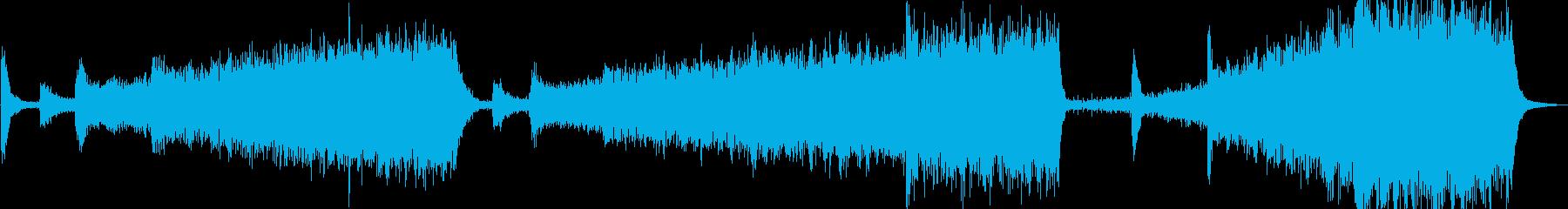 ニューエイジ/アンビエントインスト...の再生済みの波形