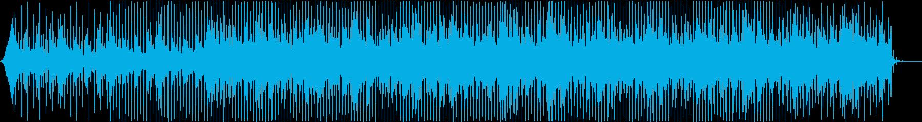 企業VP01、CM、商品紹介、シンプルの再生済みの波形