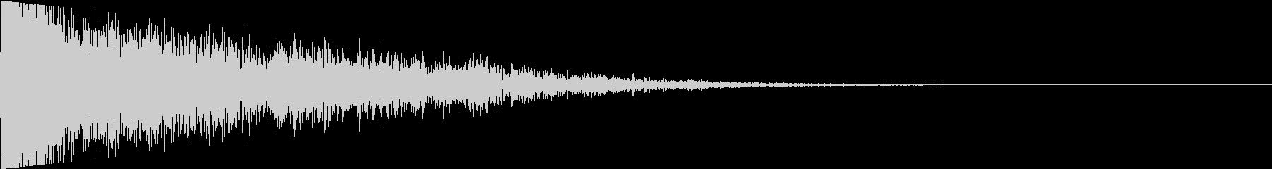メタルヒット:CLANG、SCI ...の未再生の波形