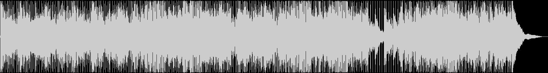 夏をイメージしたBGM(アコギ生演奏)の未再生の波形