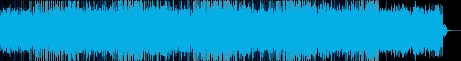 未来を見据えて歩き出すエレクトロポップの再生済みの波形