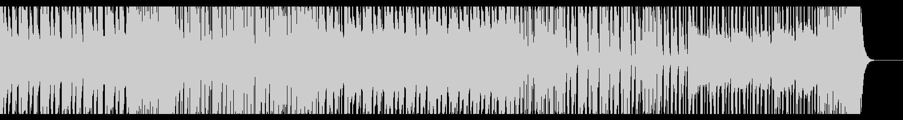 エモーショナルで切ないエレクトロBGM!の未再生の波形