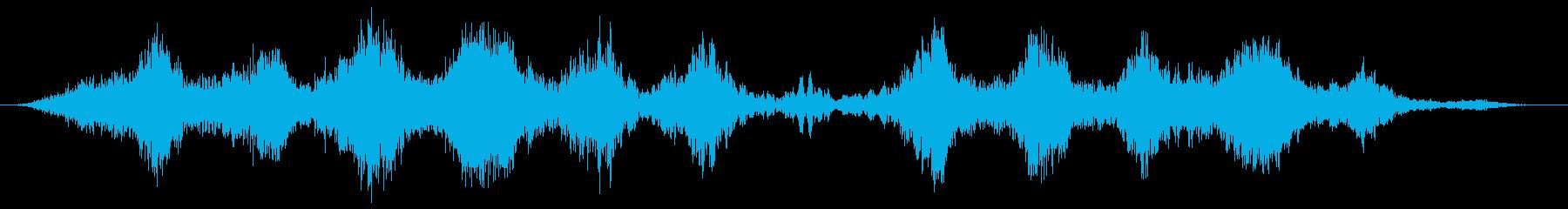 【ホラーゲーム】暗黒の再生済みの波形