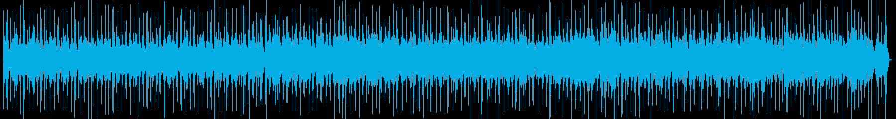 アコースティックベースのインストゥ...の再生済みの波形