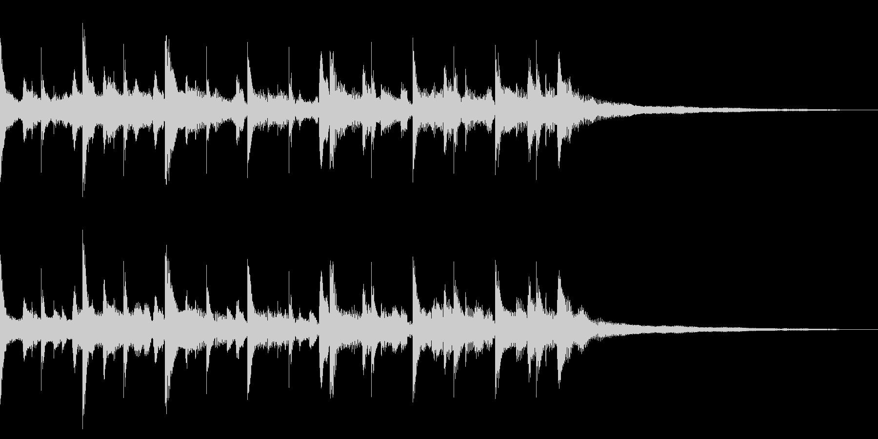 ★ジングル/チルアウト アコギ+αの未再生の波形
