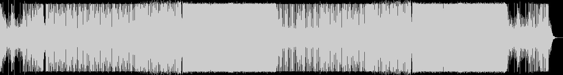 K-POP EDM レゲトンHiphopの未再生の波形
