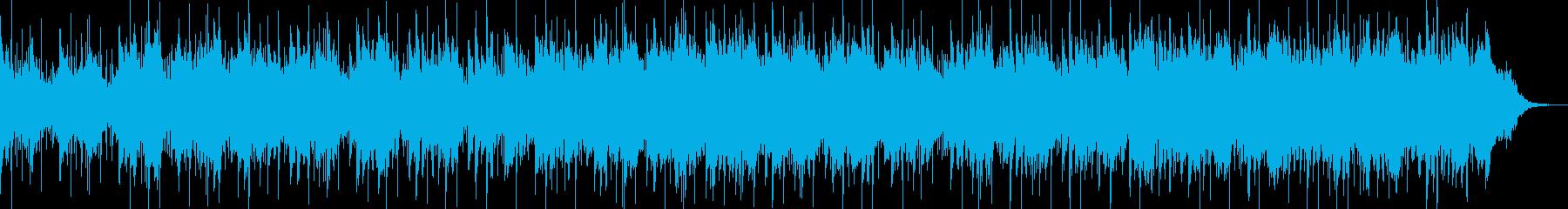 感情的で雰囲気のあるインストゥルメ...の再生済みの波形