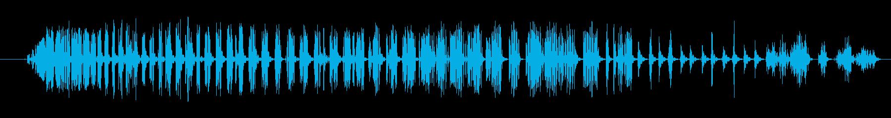 エンジン ブレークダウン02の再生済みの波形