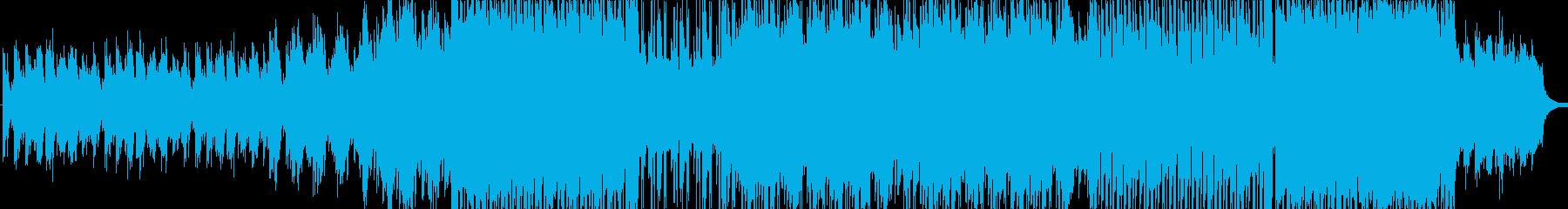 美しいひも。の再生済みの波形