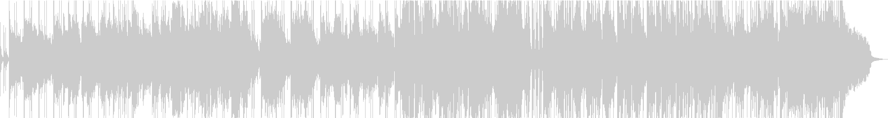 流れるようなテナーサックスメロディ...の未再生の波形
