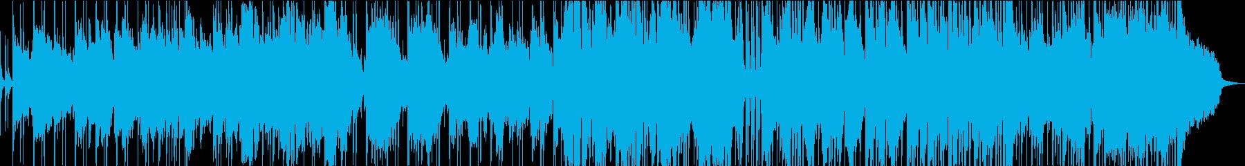 流れるようなテナーサックスメロディ...の再生済みの波形