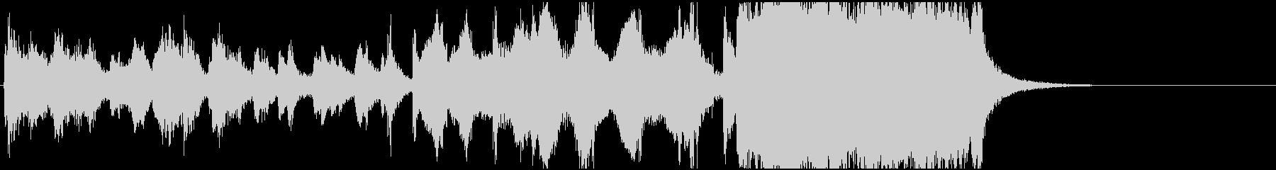 ジングル_ファンファーレ028 金管長めの未再生の波形