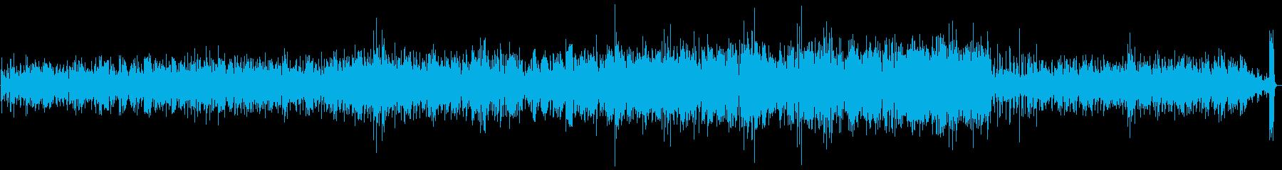 ソフト/スムースジャズ、モダンジャ...の再生済みの波形