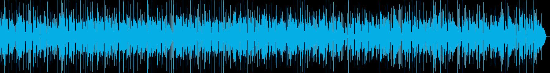 英詞アンプラグド風オトナのシティポップの再生済みの波形