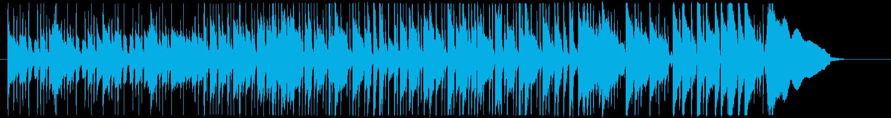 ラテン ジャズ ブルース アクティ...の再生済みの波形