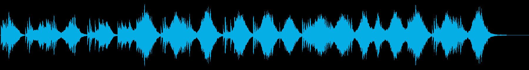 ジェリー・ゴールドスミスにインスパ...の再生済みの波形