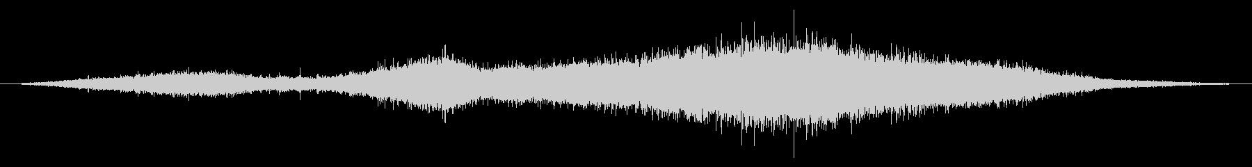 植生 木の葉ラッスルミディアム06の未再生の波形