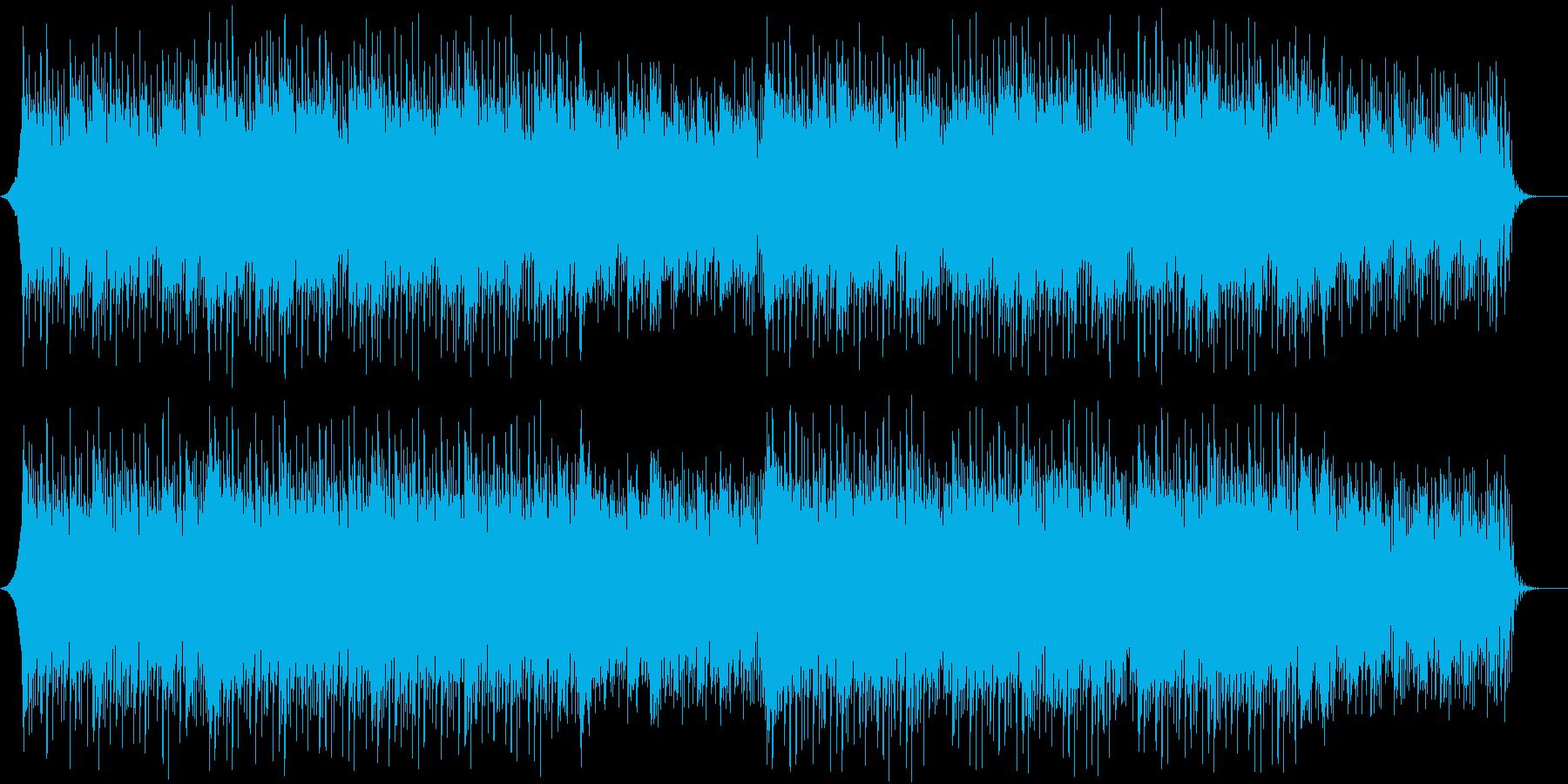企業VPや映像に爽やかギター (フル)の再生済みの波形