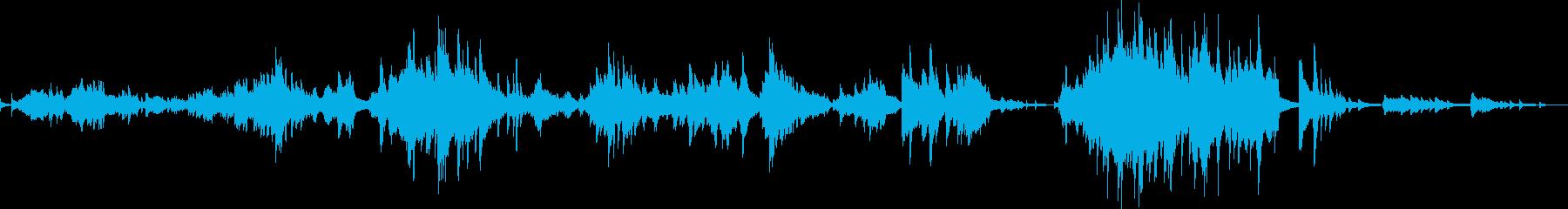 人生は素晴らしい!!(ピアノ)の再生済みの波形
