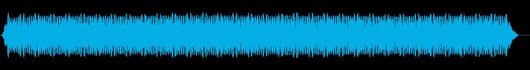 ネオンドローン1の再生済みの波形