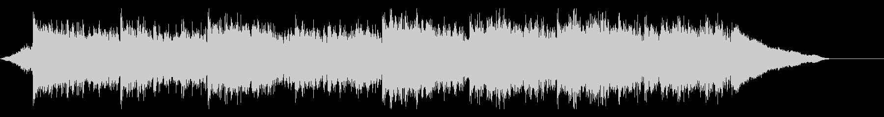 企業VP映像、164オーケストラ、爽快Sの未再生の波形