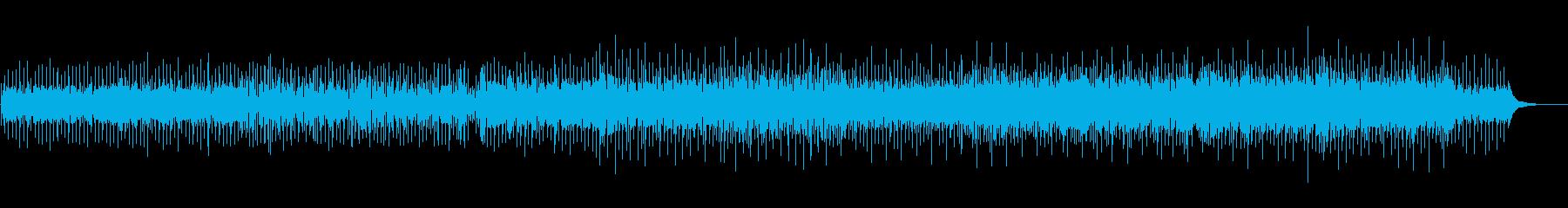 爽やか/カフェ/Youtube/キャンプの再生済みの波形