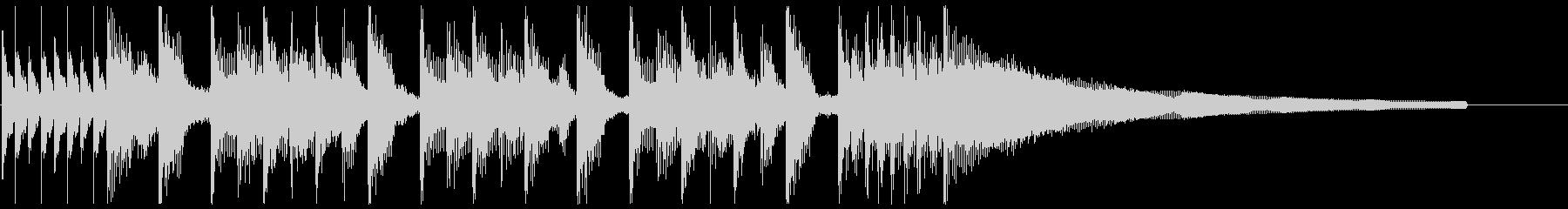 モータウン系キュート楽曲でゲスト登場sの未再生の波形