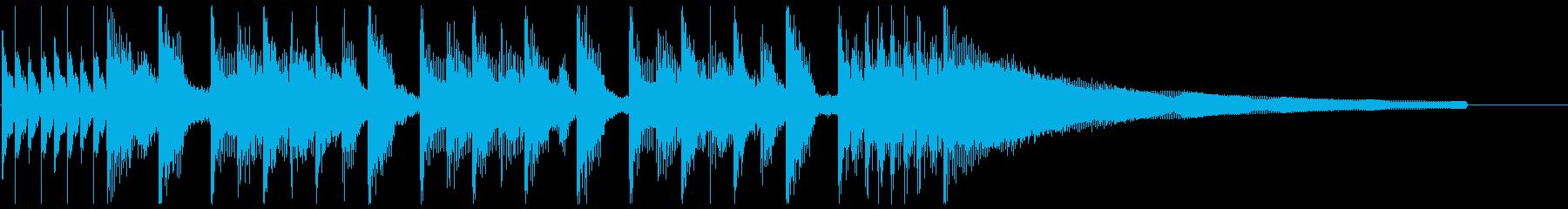 モータウン系キュート楽曲でゲスト登場sの再生済みの波形