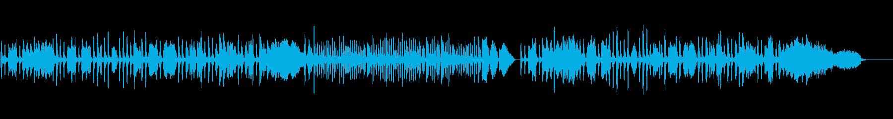 リュリ/ガヴォットをヴァイオリンソロでの再生済みの波形