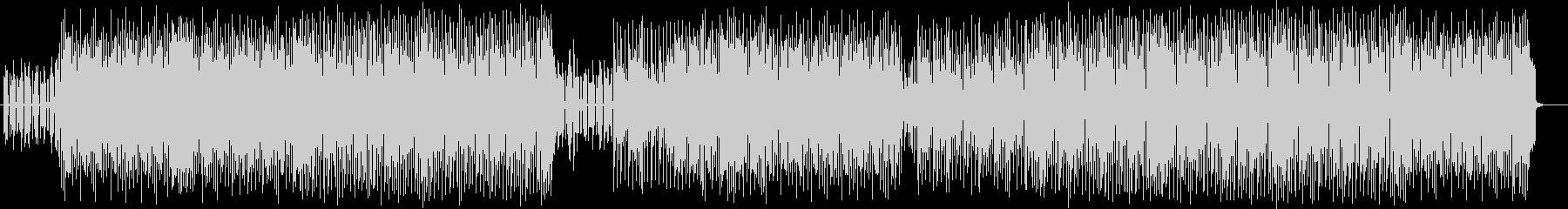 Light and near-future techno pops's unreproduced waveform