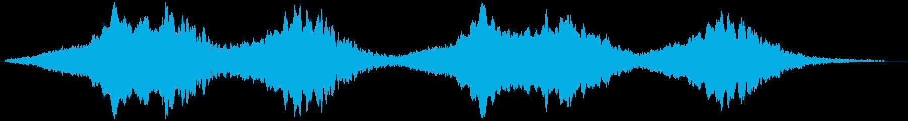 PADS ホエールソング03の再生済みの波形