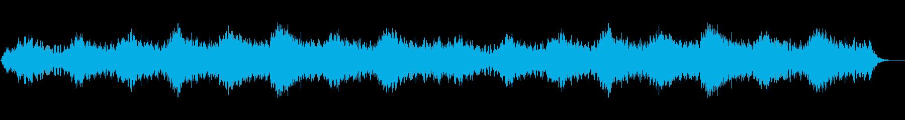 ジブリアニメ風_キラキラ_幻想系ジングルの再生済みの波形